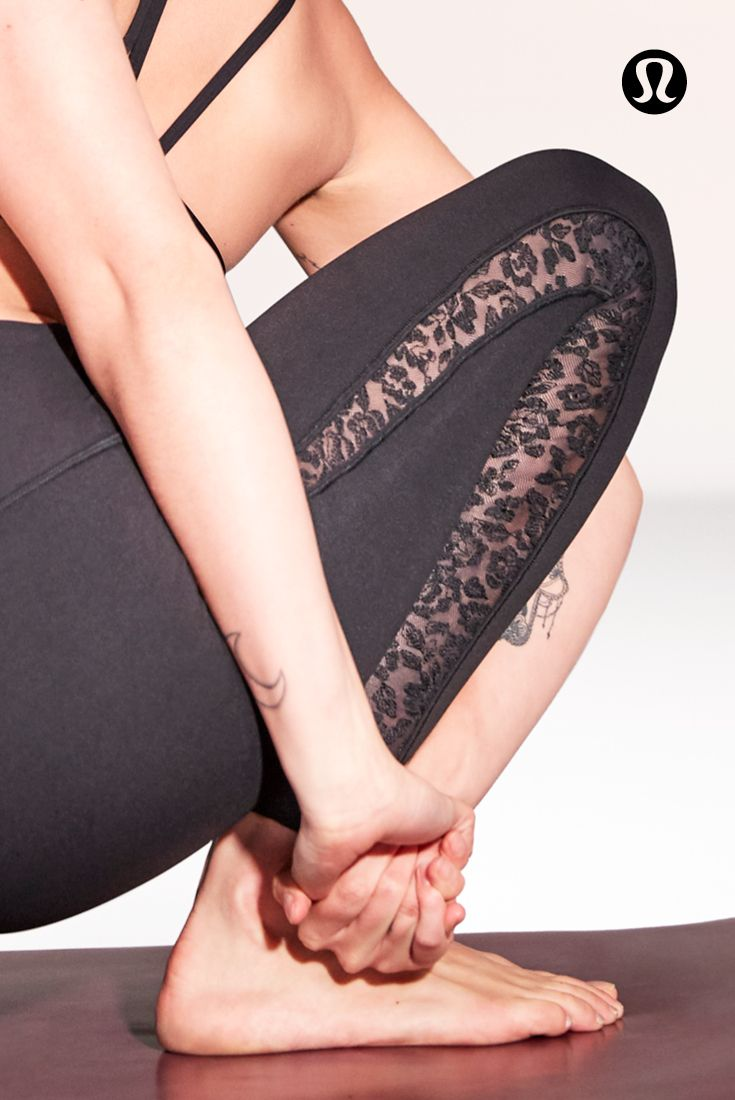 A capsule to catch your breath in. lululemon x Forster Rohner