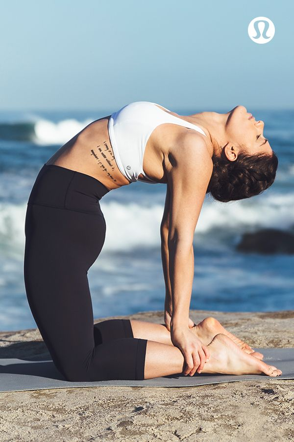 Ground your practice in the present. Technical lululemon gear so comfortable all...