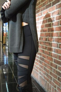 Lululemon yin-to-you-sweater and these gorgeous pants I love so much Women's Lul...