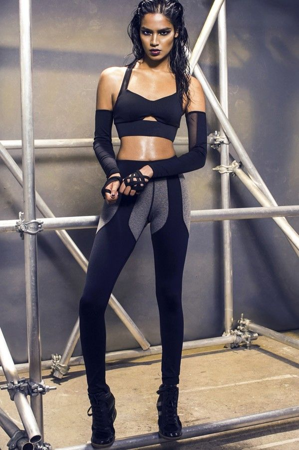 Michi Activewear 'Wildcat Cavallo' Active | The Orchid Boutique