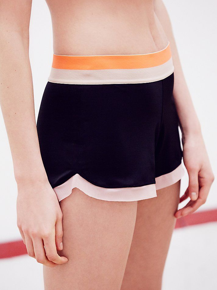 Olympia Activewear Calypso Short at Free People Clothing Boutique