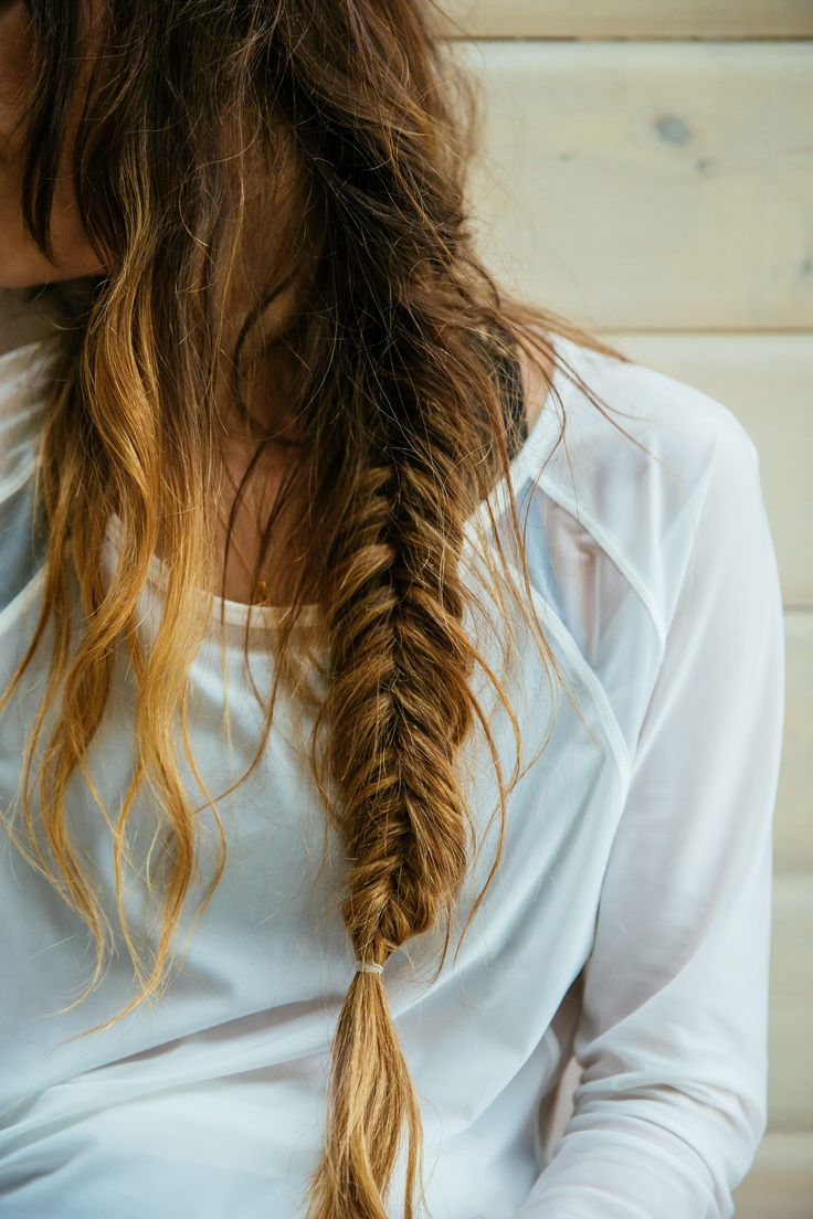 The fishtail braid of all fishtail braids.