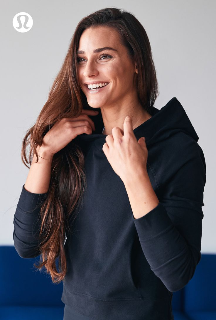 The perfect lightweight hoodie for adventuring and traveling. | lululemon