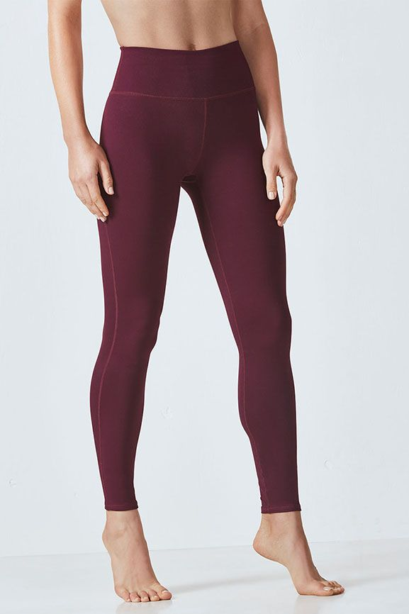 We're only going up from here. Welcome our first-ever high-waisted legging t...