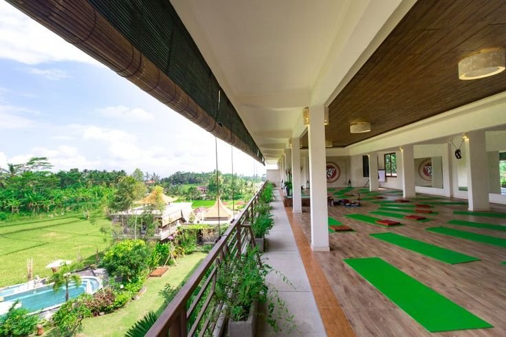 25 Day 300 Hour Therapeutic Yoga Teacher Training in Bali