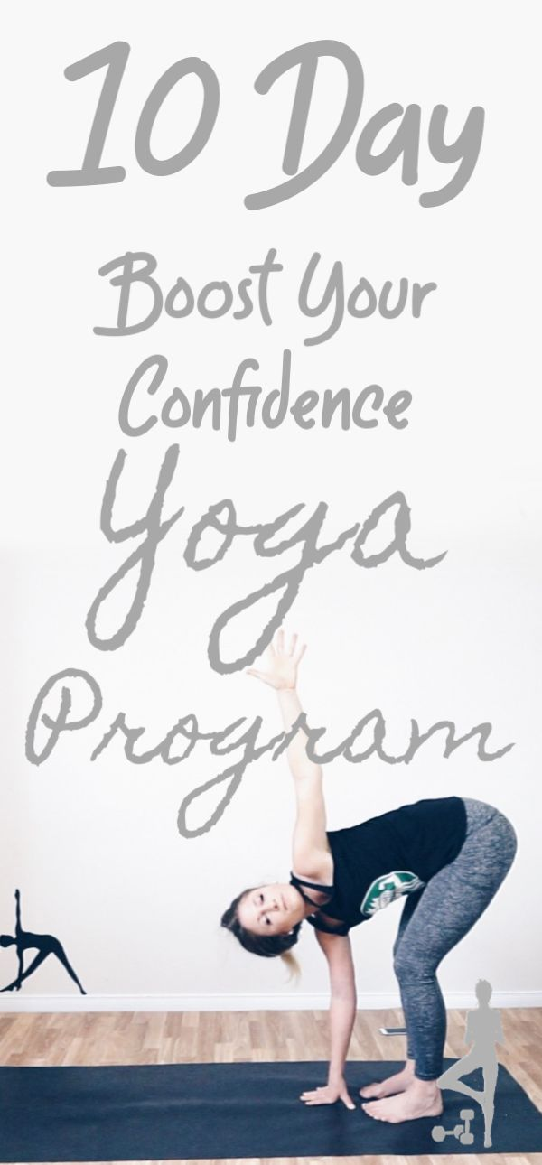 Boost your confidence in just 10 days with this Udemy Yoga Course! Guided yoga v...