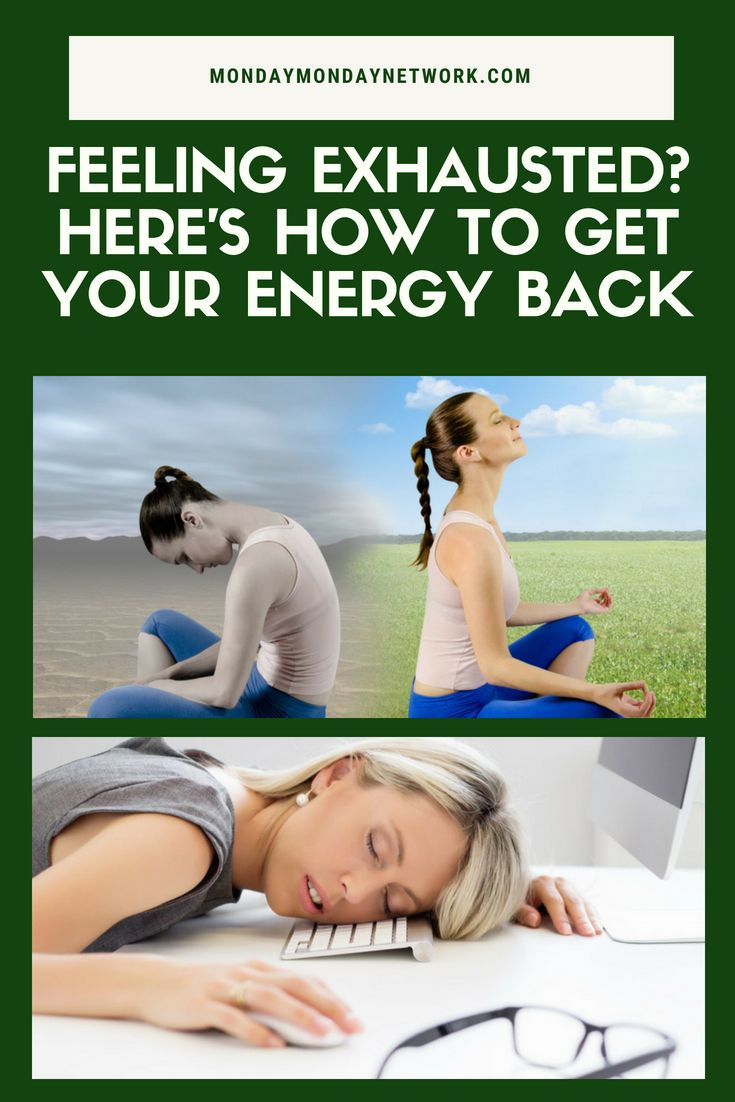 Do you feel exhausted every day? Have you been waking up more tired than when yo...