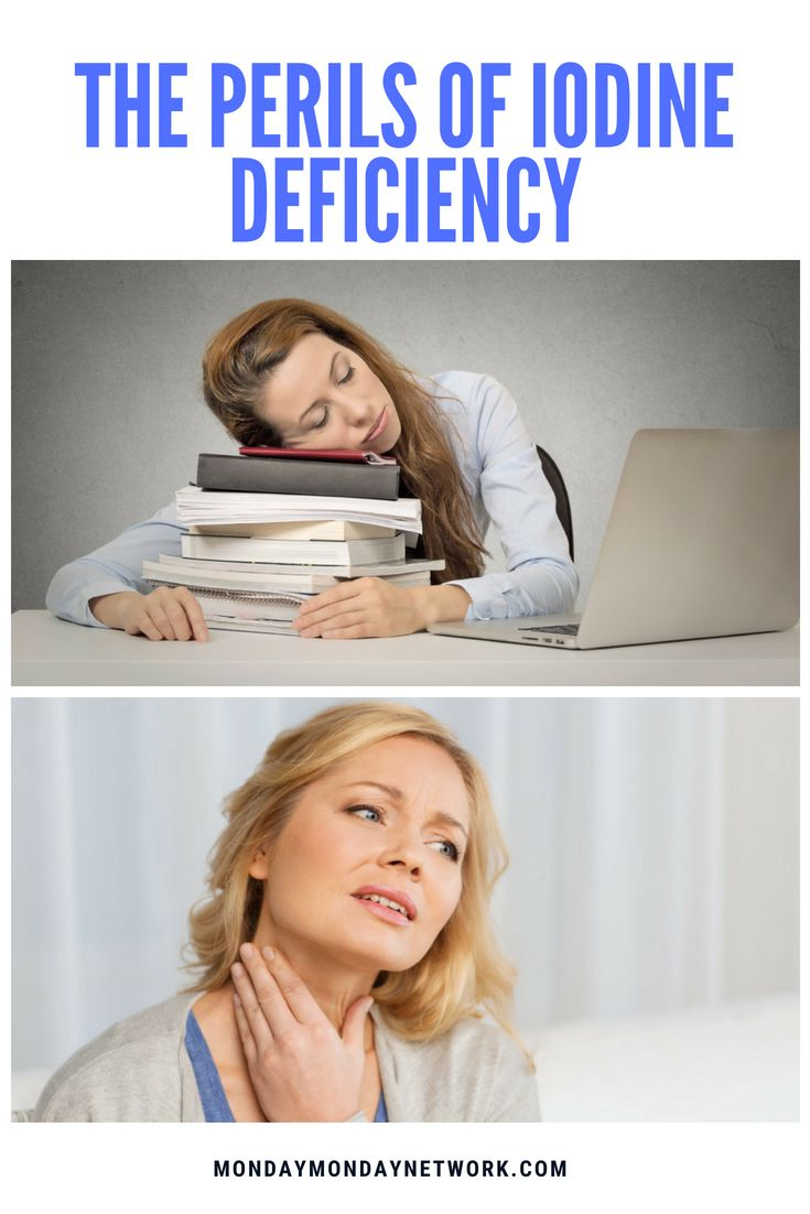 Do you know all about your vitamins and minerals? Iodine deficiency may not be s...