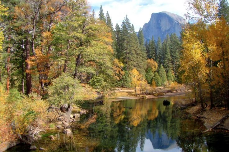 Get away to Yosemite to experience a yoga and spa retreat like you've never imag...