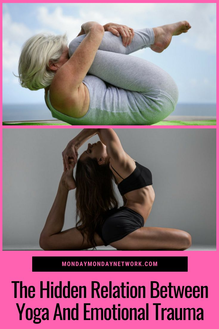 Have you ever been to your yoga class and suddenly felt a surge of emotion welli...