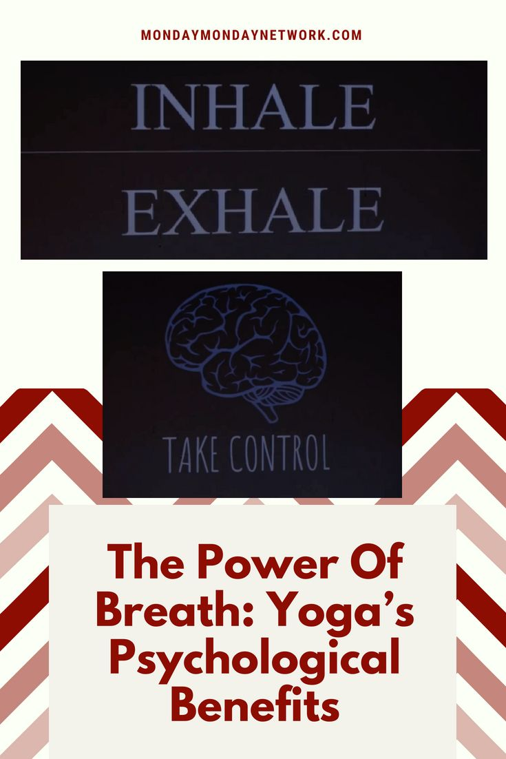 The impact of yoga on soothing one's mental state through the simplest of acti...