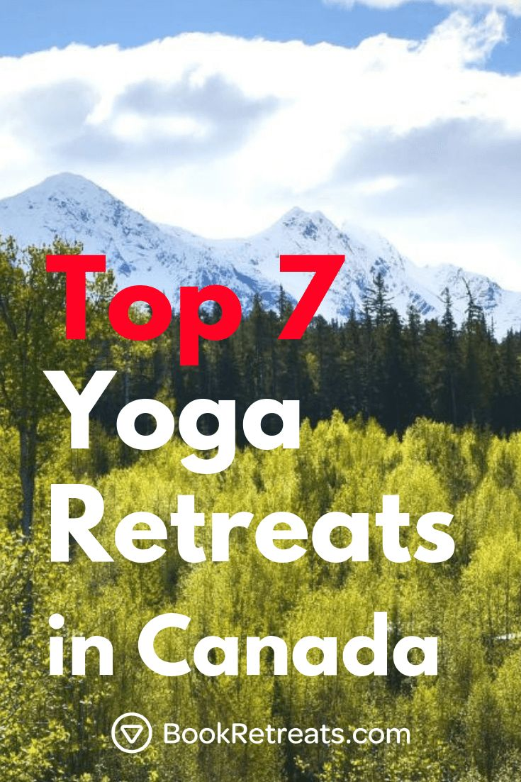 affordable yoga retreats in canada
