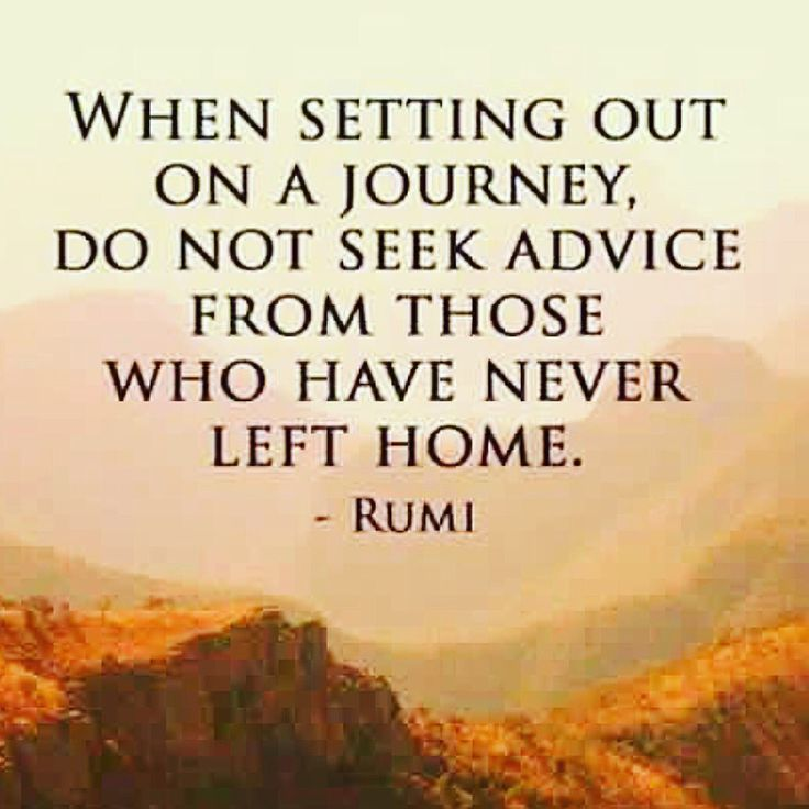 yoga quotes when setting out on a journey do not seek advice
