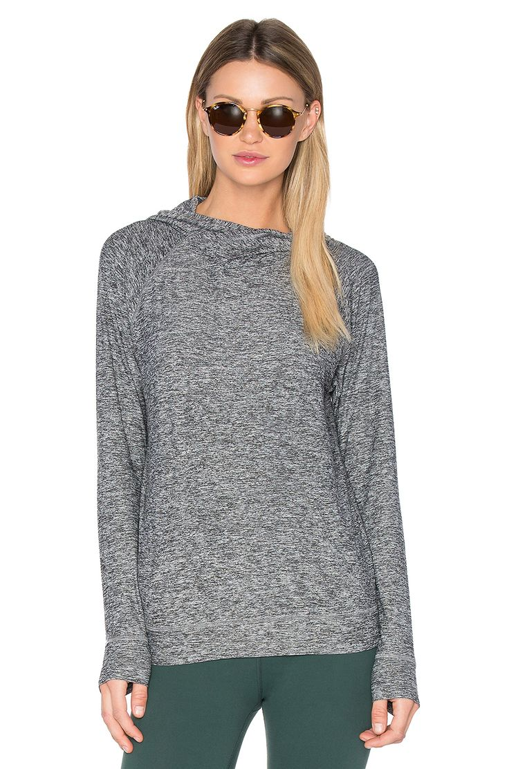 BEYOND YOGA Featherweight Spacedye Dolman Hoodie. #beyondyoga #cloth #dress #top...