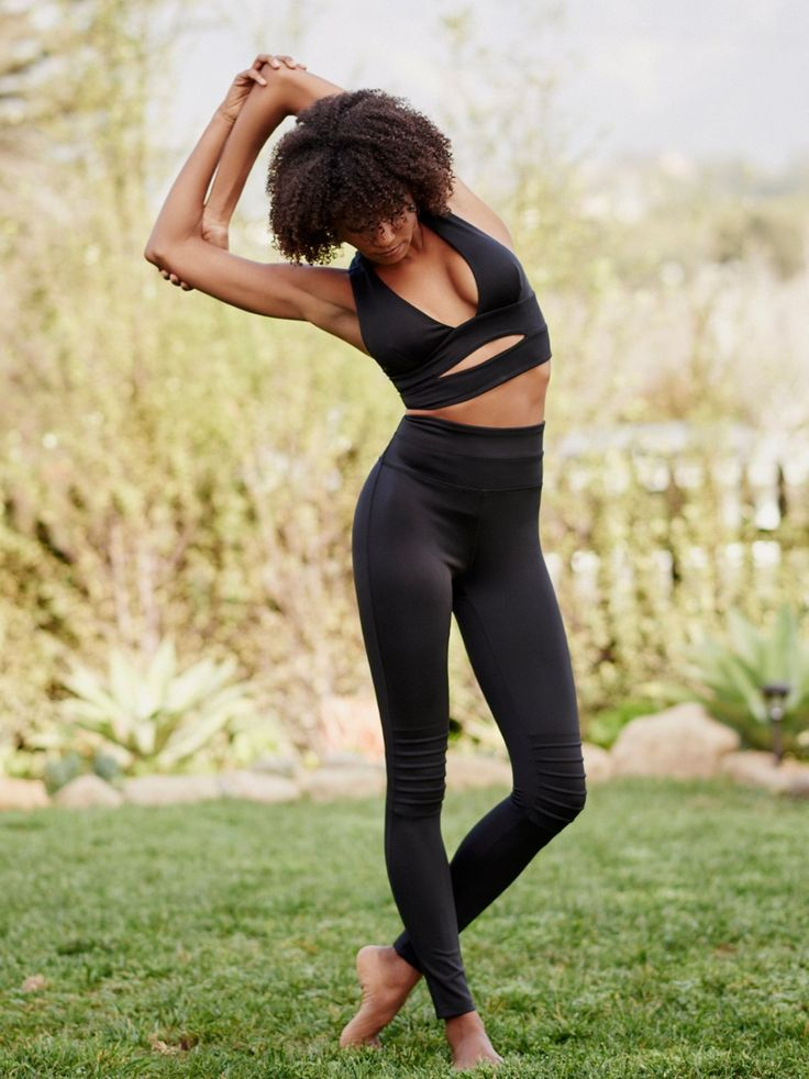 City Slicker Legging | Crafted from our exclusive Be Free Blend, these high-rise...