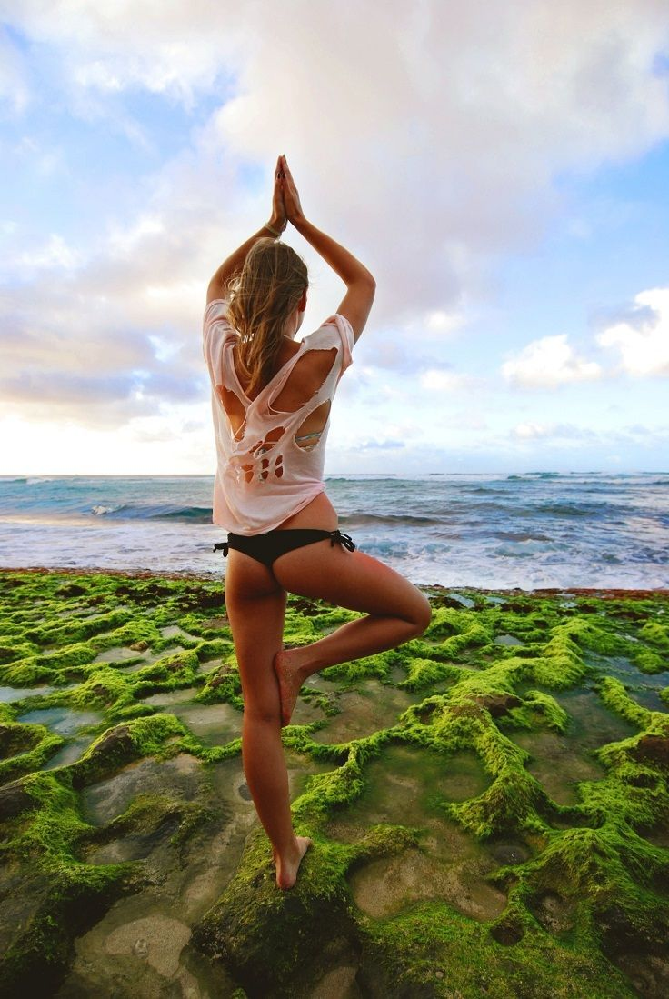 Free your Wild :: Mind Body Spirit :: Yoga :: Poses + Workouts :: See more Untam...