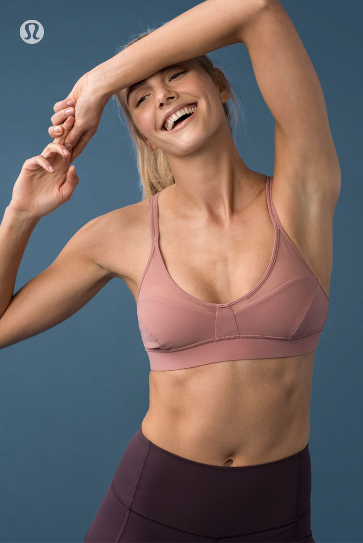 The Anew Bra was designed with ventilation in mind.