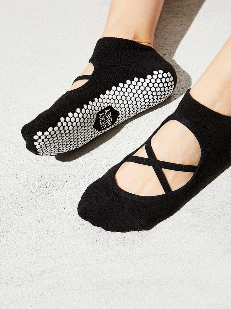 Valerie Studio Grip Sock from Free People!