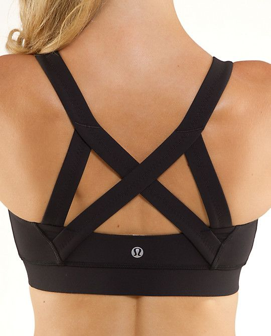 sports bra [ wow. this looks like it would be awesomely supportive & great for w...