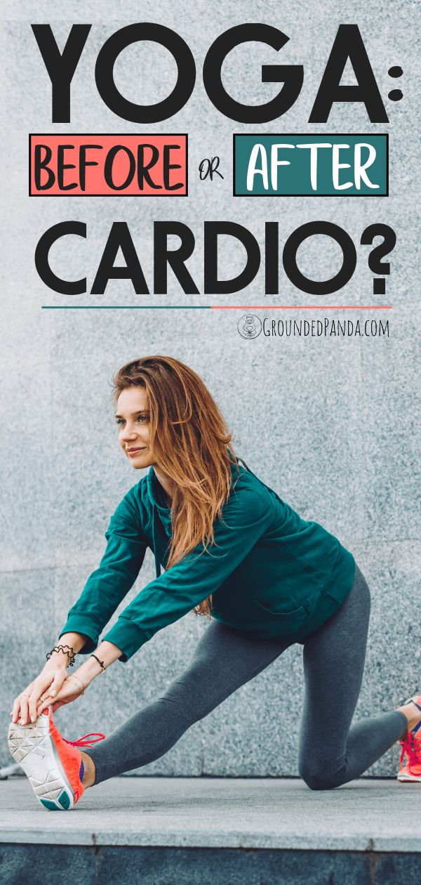 Loving your cardio workouts, but thinking of adding yoga into your routine? Or m...