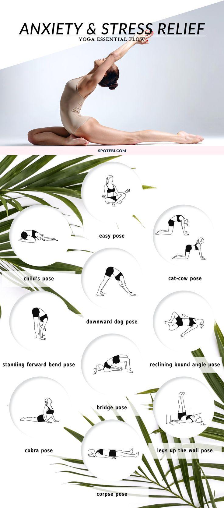 La práctica de yoga y meditación regular puede ayudar a reducir el estrés y l...