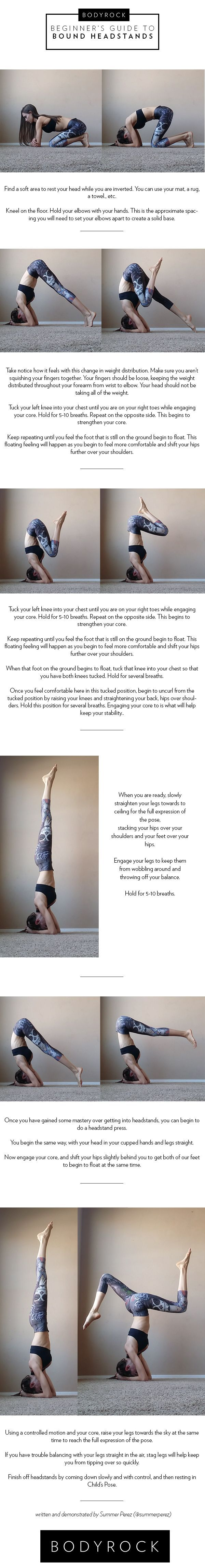 There are so many benefits to inversions and they are a lot of fun to do, but if...
