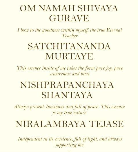 Om Namah Shivaya Gurave ❤