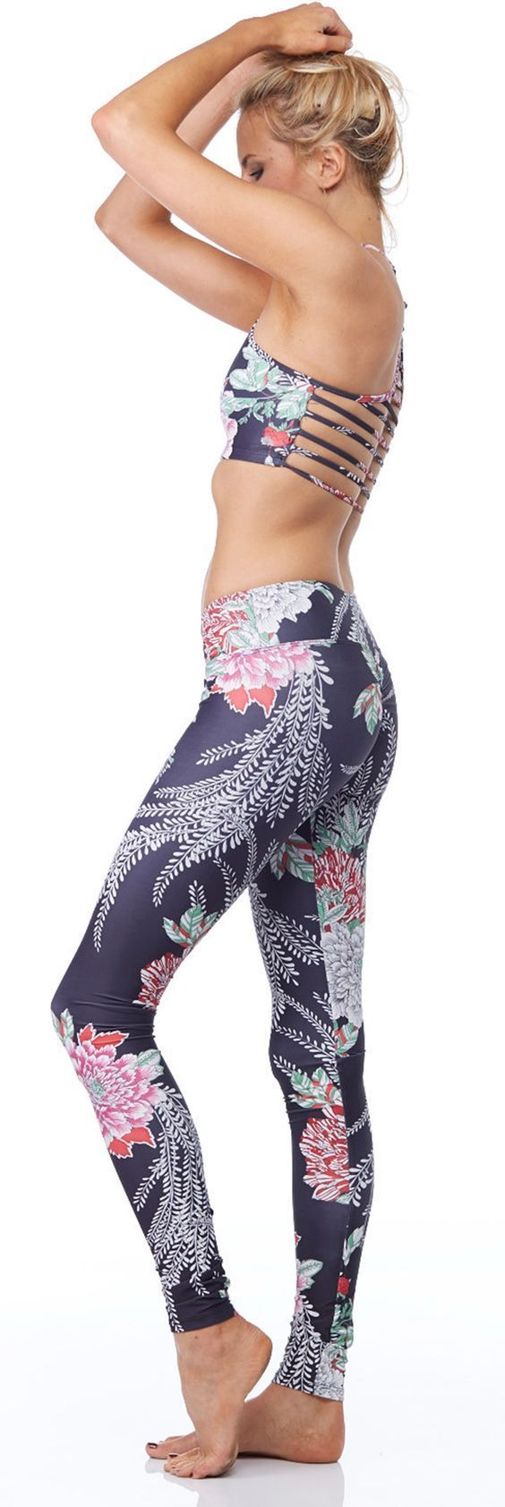 ♡ EVO Women's Workout Clothes | Yoga Tops | Sports Bra | Yoga Pants | Moti...