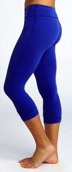 Color Yoga/Work Out Pants