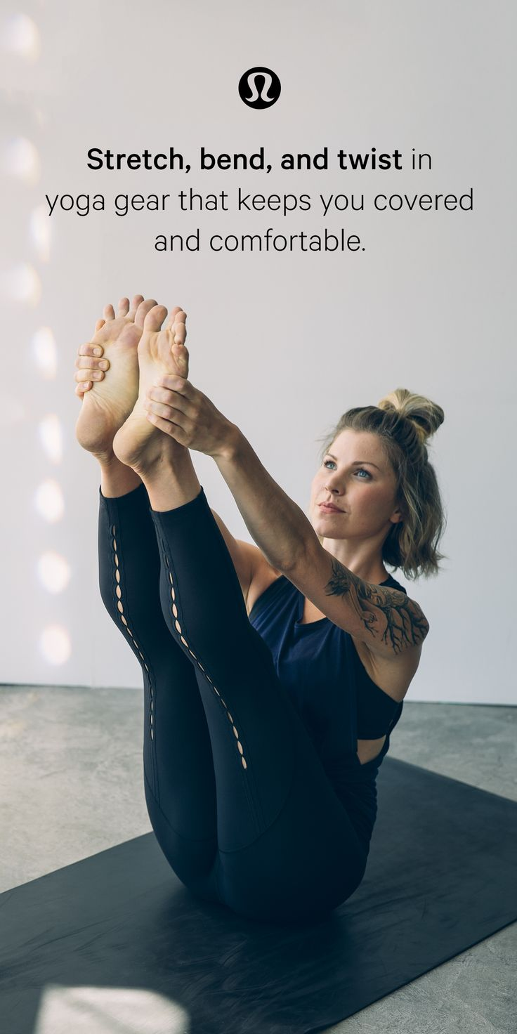 Find space to breathe freely with newly crafted ventilation. The lululemon High ...