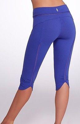 Free People Movement Scorpio Capri Mesh Yoga Pants Women's Sz S*NWT*