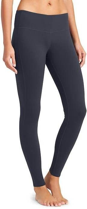 Get your workout style in gear with these second-skin leggings from Alo Yoga. Gr...
