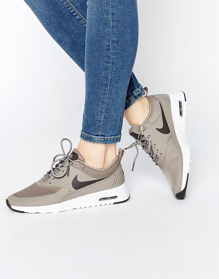 Imagen 1 de Zapatillas de deporte grises Air Max Thea de Nike