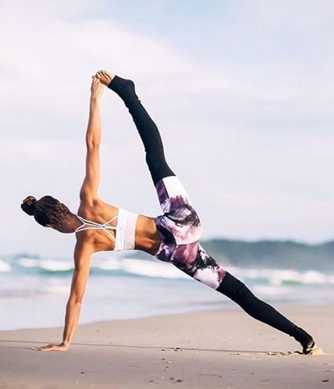 Never enough beach yoga. Sports & Outdoors - Sports & Fitness - Yoga Equipment -...