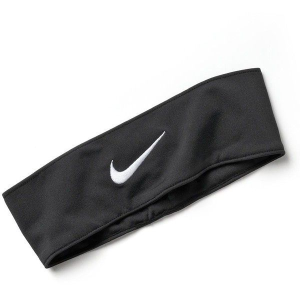 Nike Fury Headband ($15) ❤ liked on Polyvore featuring accessories, hair acces...