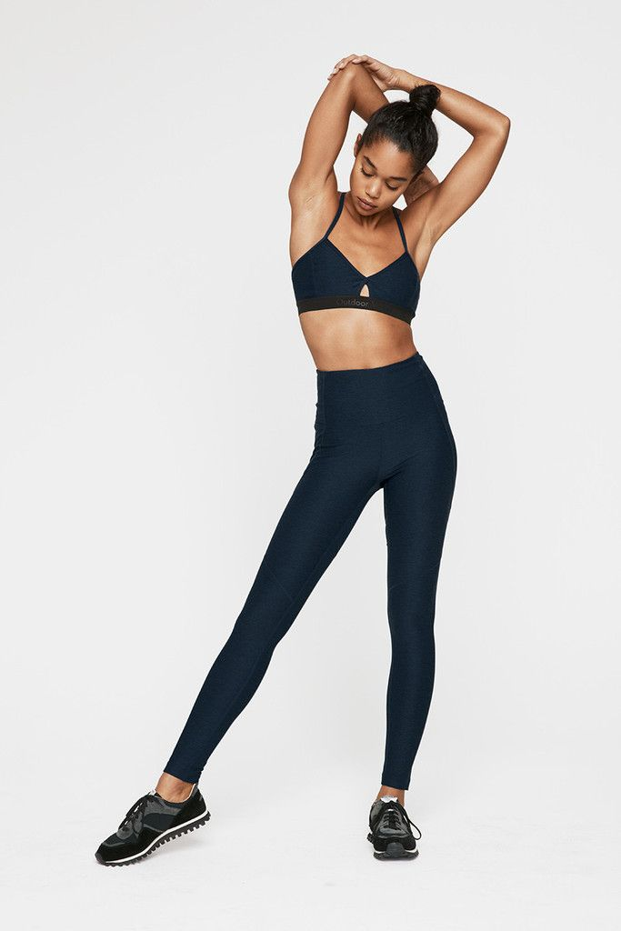 OV — Hi-Rise Warmup Legging