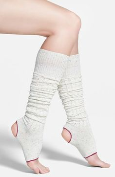 - Speckled - Open Heel - Open Toe - Style: Over The Knee - Stretchy - Knitted - ...