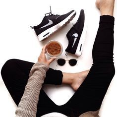Stay stylish, even when exercising.