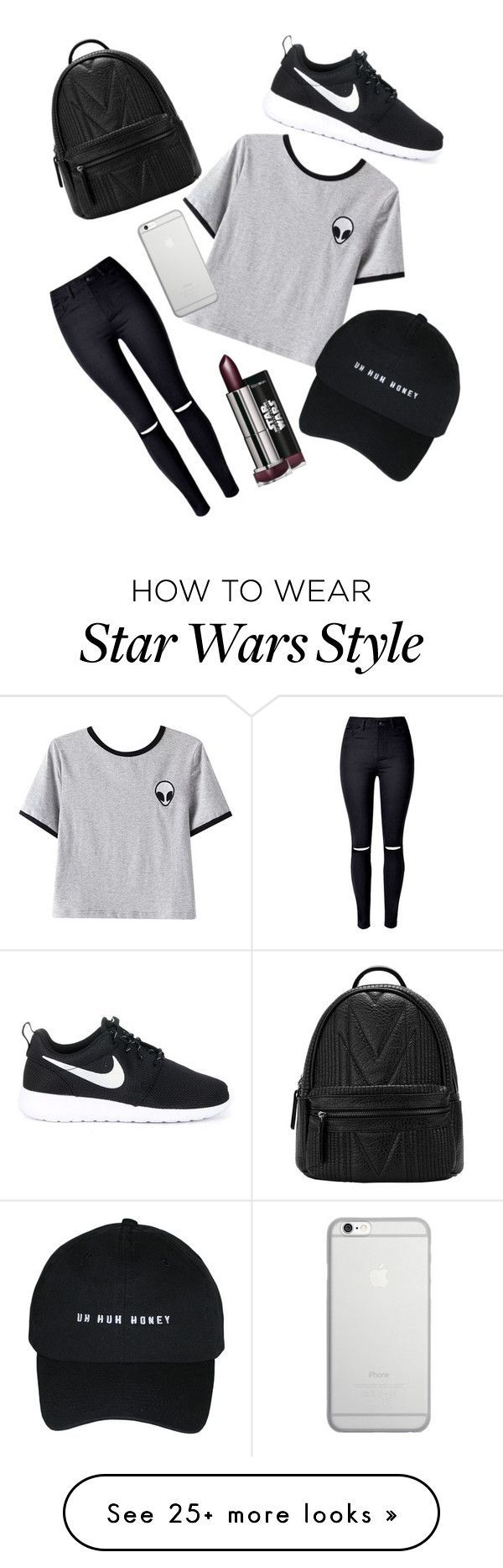 Ultimate Tumblr by annrise on Polyvore featuring Chicnova Fashion, WithChic, NIK...