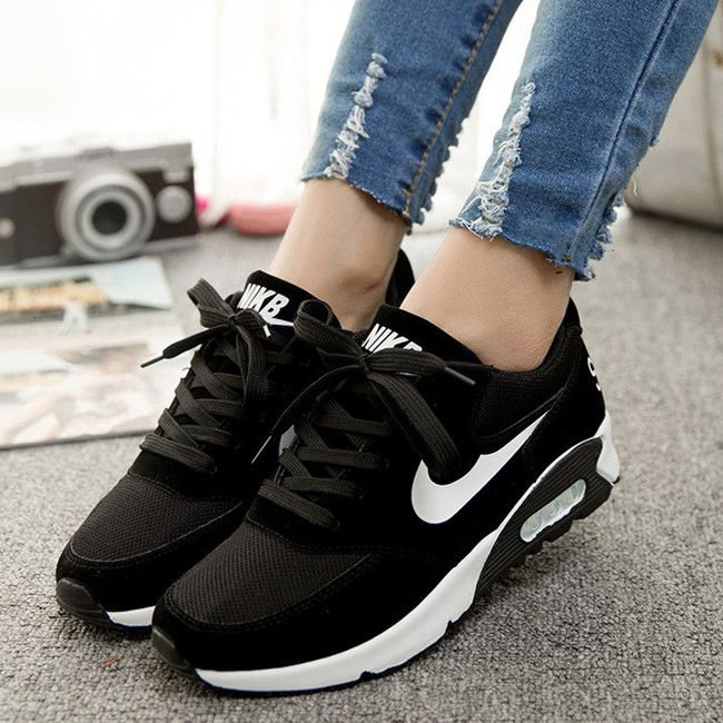 Women shoes 35 44 zapatos mujer wedge sneakers men shoes sport shoes woman 2015 ...