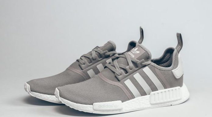 best authentic e590e b8379 Yoga Clothes   adidas NMD R1 Grey White. Clothing, Shoes   Jewelry   Women    Shoes amzn.to 2kJs…
