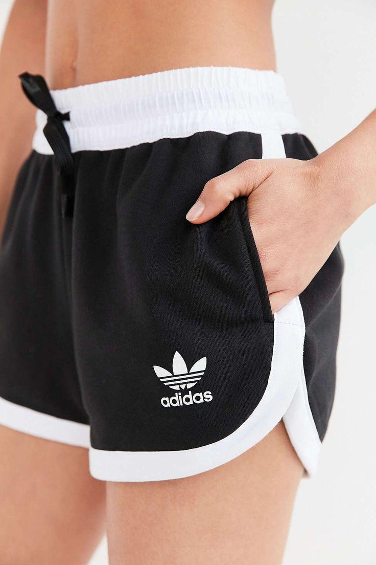 4f505224 Yoga Clothes : adidas Originals French Terry Running Short - Urban ...