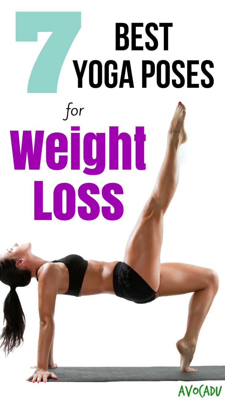 Yoga Poses for Weight Loss | Yoga for Beginners to Lose Weight | Yoga for Weight...