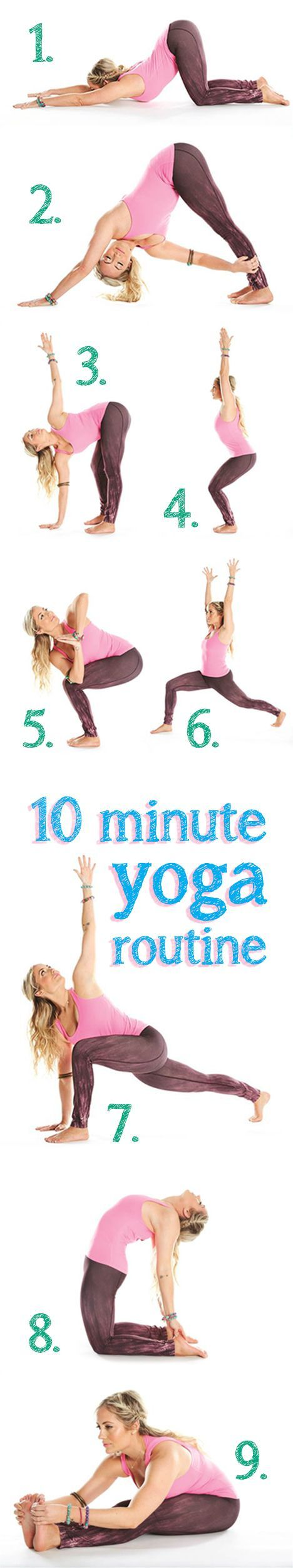 Need a midday energy boost? Set aside 10 minutes of your time to relax with thes...