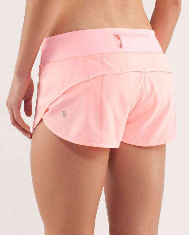 run: speed short   women's shorts, skirts & dresses   lululemon athletica