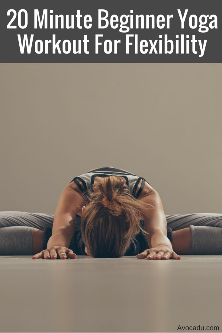 Yoga For Beginners : This is great yoga for beginners who