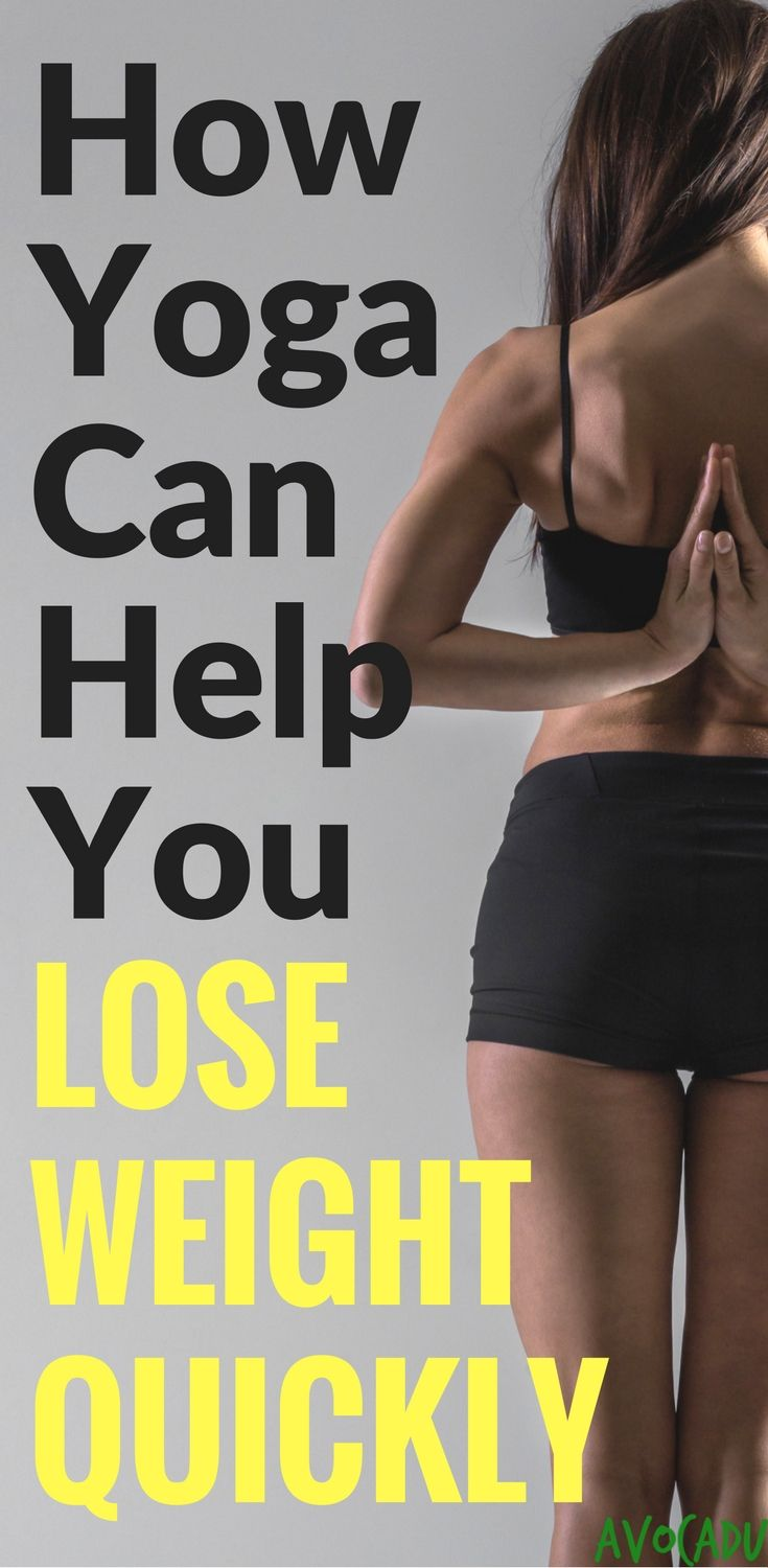 Learn how yoga can help you lose weight quickly with these benefits and yoga tip...