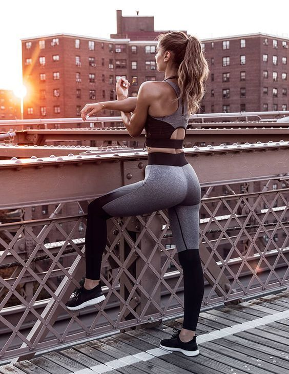 ♡ Women's Workout Outfis   Workout Clothes   Fitness Apparel   Must have W...