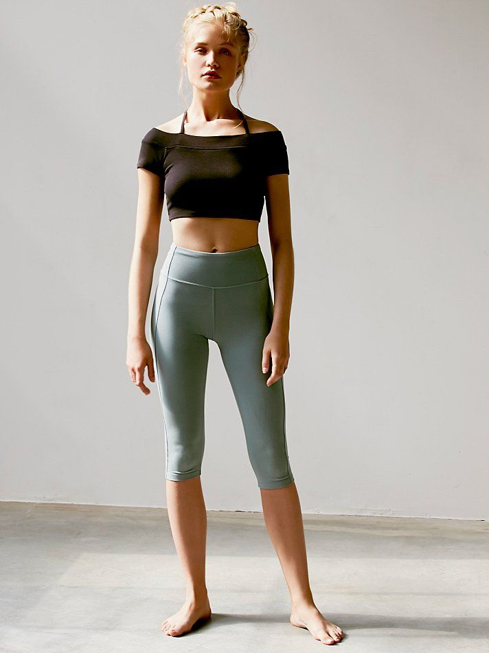 High Waisted Legging | Ideal for dance, running, and all your studio workouts, t...