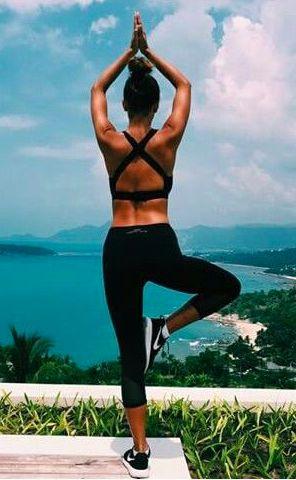 La practica del Yoga está totalmente implantada y se convierte en una actividad...